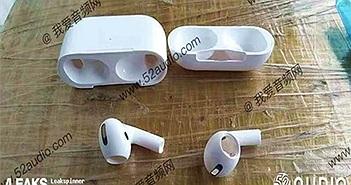 AirPods 3 sẽ có thiết kế mới, hỗ trợ chống ồn