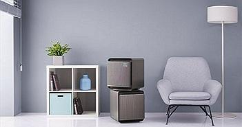 Samsung ra mắt cùng lúc 5 máy lọc không khí mới