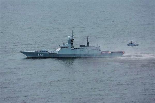 Việt Nam có thực sự cần tới chiến hạm Gremyashchy của Nga?