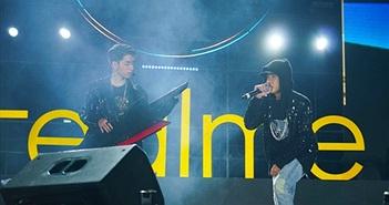 Dàn ca sĩ nổi tiếng Showbiz hội tụ tại Đại nhạc hội Realme 5 Series