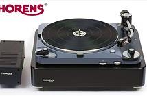 Huyền thoại Thorens TD 124 DD tái bản, giá 7.990 Euro, audiophile chờ review trước khi xuống tiền