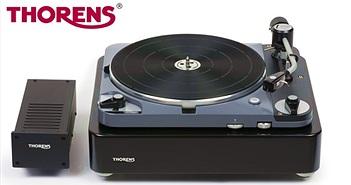 """Huyền thoại Thorens TD 124 DD tái bản, giá 7.990 Euro, audiophile chờ review trước khi """"xuống tiền"""""""