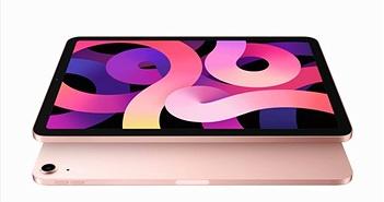 iPad Air 4: Nút nguồn tích hợp vân tay tưởng đơn giản nhưng lại là kỳ tích