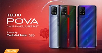 Smartphone màn hình 6,8 inch, RAM 6GB, pin 6.000 mAh, giá rẻ