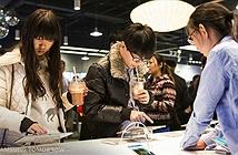 Samsung mời khách hàng Trung Quốc café miễn phí
