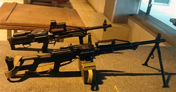 Nga phát triển súng máy xuyên áo giáp cho lực lượng đặc nhiệm