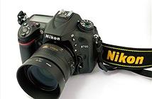 Nikon rục rịch ra mắt máy ảnh DSLR D7200