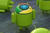 Google có thể hợp nhất nền tảng Chrome và Android