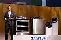 Sau Note 7, Samsung lại tiếp tục thu hồi máy giặt