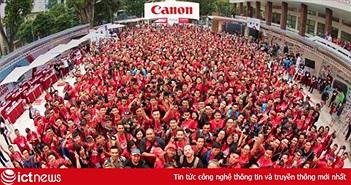 """Gần 4.000 người tham gia """"đua"""" Canon PhotoMarathon 2017 tại Hà Nội"""