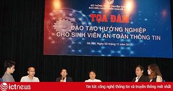 """Nhân lực ATTT Việt có tư duy, kiến thức tốt nhưng """"đuối"""" trong các dự án với nước ngoài"""