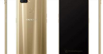 """Ra mắt Oppo A7 đẹp """"rụng tim"""", camera kép, giá chỉ từ 5 triệu"""
