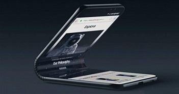 Smartphone màn hình uốn cong Samsung đang được test phần mềm, bộ nhớ trong 512GB