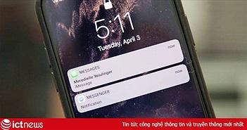 Cách ẩn thông báo tin nhắn để tránh lộ nội dung nhạy cảm trên smartphone