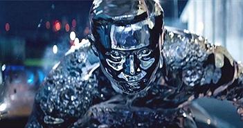 """""""Robot lỏng"""" có khả năng biến đổi hình dạng"""