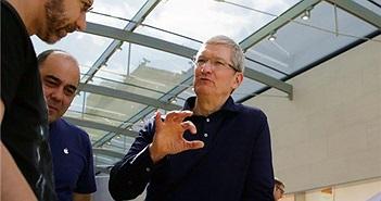 Apple đứng trước nguy cơ không còn là công ty nghìn tỷ USD
