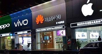"""Apple """"mắc cạn"""" ở Trung Quốc vì nạn gian lận"""