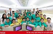 Bạn có được chụp ảnh cùng tiếp viên hàng không trên máy bay?