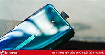 Hình ảnh chi tiết Oppo Reno2 F màu xanh tinh vân vừa ra mắt, giá không đổi 8,99 triệu đồng