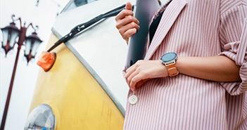 Trải nghiệm 'cô trợ lý xinh đẹp' Huawei Watch GT2 bản 42mm giá 5,5 triệu