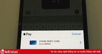 Cách chuyển tiền qua ứng dụng tin nhắn iMessage của iPhone