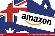 Người dân Úc vui mừng chào đón đại lý bán lẻ Amazon và tên miền mới