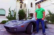 John Cena bị kiện vì... bán siêu xe Ford GT 2017 mới tậu