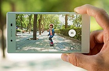 Smartphone Sony Xperia sẽ có chống rung quang học thời gian tới