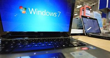 Một số người dùng Windows 7 không thể sử dụng Windows Update