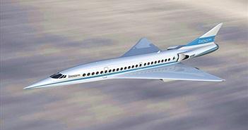 Nhật Bản rót 10 triệu USD vào dự án máy bay siêu thanh của Mỹ