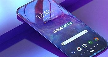 """""""Choáng"""" với smartphone Samsung toàn màn hình, cảm ứng đa chiều"""