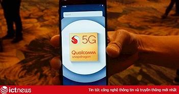 Chiếc điện thoại 5G này của Qualcomm chính là tương lai di động của chúng ta