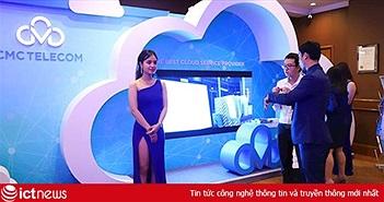CMC Telecom trình diễn hệ sinh thái đám mây giúp khách hàng chuyển đổi số