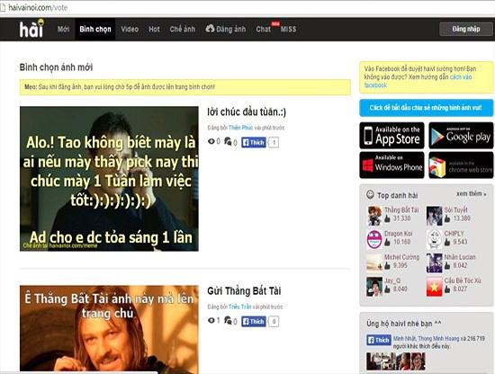 Bkav khẳng định trang Haivl.com đã bị mạo danh
