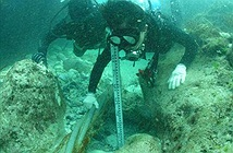 Đã tìm ra vị trí đứt cáp AAG cách Vũng Tàu 117 km