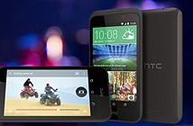 HTC Desire 320 đem vi xử lý lõi tứ, video 1080p cho phân khúc điện thoại giá rẻ