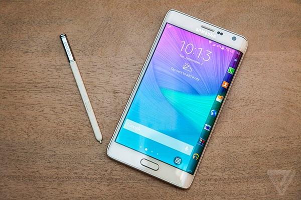 Samsung Galaxy Note Edge sẽ được bán tại Việt Nam
