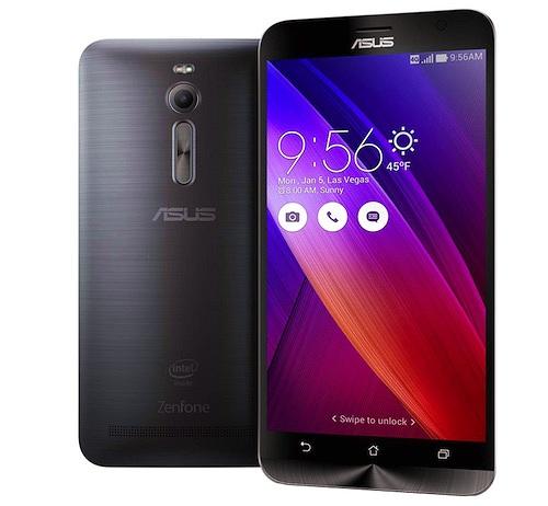 Asus ra Zenfone 2 với RAM 4 GB, giá từ 4 triệu đồng