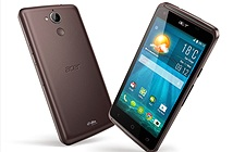 Liquid Z410, smartphone 64-bit giá 3,3 triệu đồng của Acer