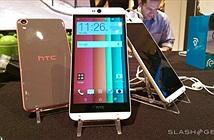 HTC công bố smartphone selfie cao cấp Desire 826