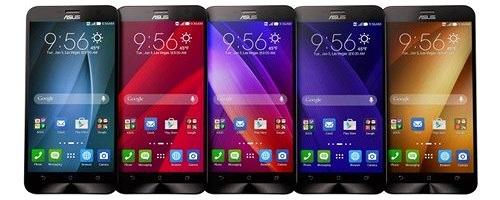 Smartphone ZenFone 2 gây sốc với RAM 4GB