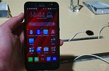 [CES 2015] ZenFone 2 chính thức ra mắt: RAM 4GB, giá vẫn rẻ