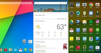 10 launcher Android giúp chiếc smartphone hấp dẫn hơn