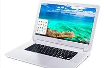 Acer công bố Chromebook màn hình 15,6 inch Full HD đầu tiên