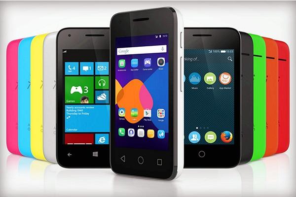 Alcatel mang smartphone đầu tiên chạy đa nền tảng tới CES 2015