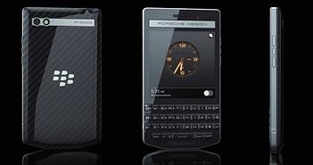 BlackBerry Porsche Design P'9983 chính hãng lên kệ giá 49,9 triệu đồng