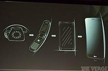 CES 2015: LG G Flex 2 - smartphone đầu tiên trên thế giới dùng chip Snapdragon 810