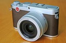 Chi tiết Leica X – máy ảnh không dành cho số đông