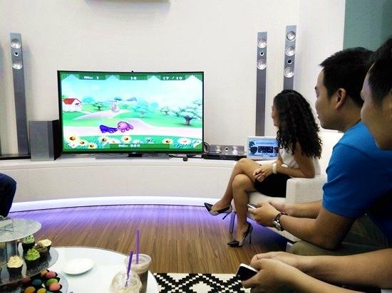 Đã có hơn 50 ứng dụng Việt trên Smart TV của Samsung