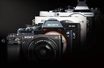 Máy ảnh mirrorless sẽ sớm đoạt ngôi vương của DSLR
